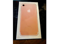 Apple Iphone 7 32MB Rose Gold