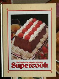 Supercook: the Complete Encyclopedia of Cooking. 23 Volume Set