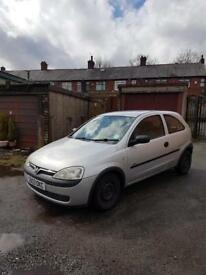 2003 Vauxhall corsa great runner perfect first car