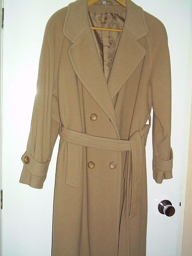 Ladies Classic Winter Coat