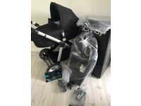 icandy pram and stroller