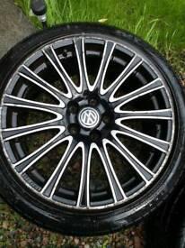 "19"" vw wheels"