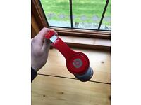 Beats SOLO HD RED