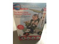SmarTrike Dream with Touch Steering Green / Black