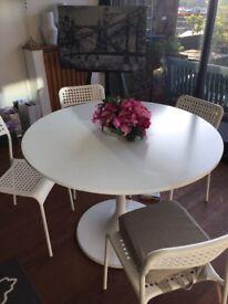 Ikea Doksta Dining Table white