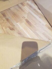 Wooden Kitchen Work Top