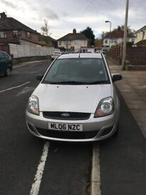 Ford Fiesta Style (2006) 1.2L 39,000 miles only £2,000 0.n.o