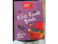 Ellas kitchen purple book