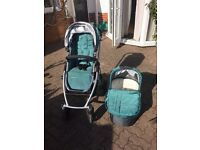 Uppababy Vista 2014 with Carrycot