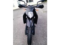 KTM 950 LC8 Supermoto. P/X or Sensible offers.