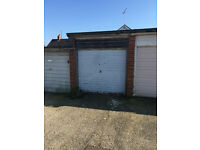 LARGE SINGLE GARAGE FOR SALE, SECURE LOCATION