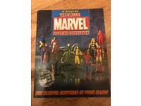 The classic marvel collection 1-21