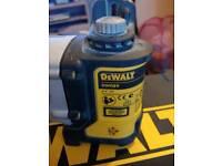 Spares or repair Dewalt laser DW089