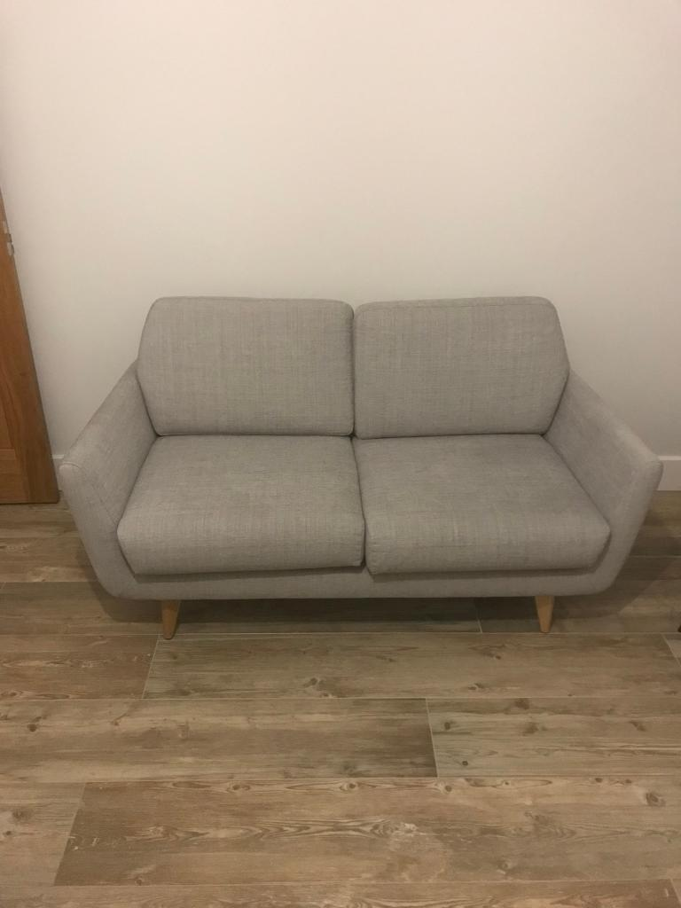 2 Seater And 3 Seater Sofa Set With Footstool Never Used Luxury Set