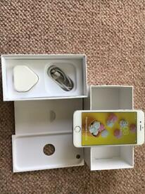 iPhone 6 silver 16 gb