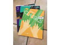 Piano music book - grades 2-3