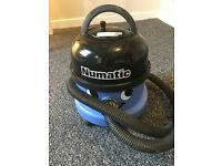 Numatic Vacuum Cleaner (No filter inside or accessories)