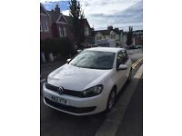 VOLKSWAGEN 2012 1.6 TDI GOLF FOR SALE. GOOD CONDITION, FULL SERVICE HISTORY, MOT, 2 OWNERS.