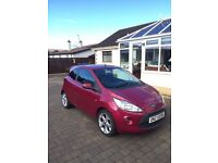 2009 Ford Ka Zetec Top of Range Model Ideal First Car Easy to tax and insure