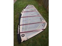 Windsurf Sail Tushingham Hekler 6.0 metre