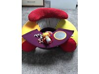 Mamas and Papas sit and play (baby seat/seating aid)