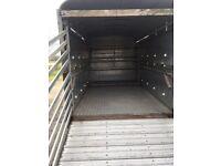 IFOR Williams Livestock trailer, 12ft, £1050, Farming, equipment, livestock trailer, sheep
