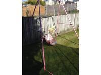 Free garden swing if gone by tonight