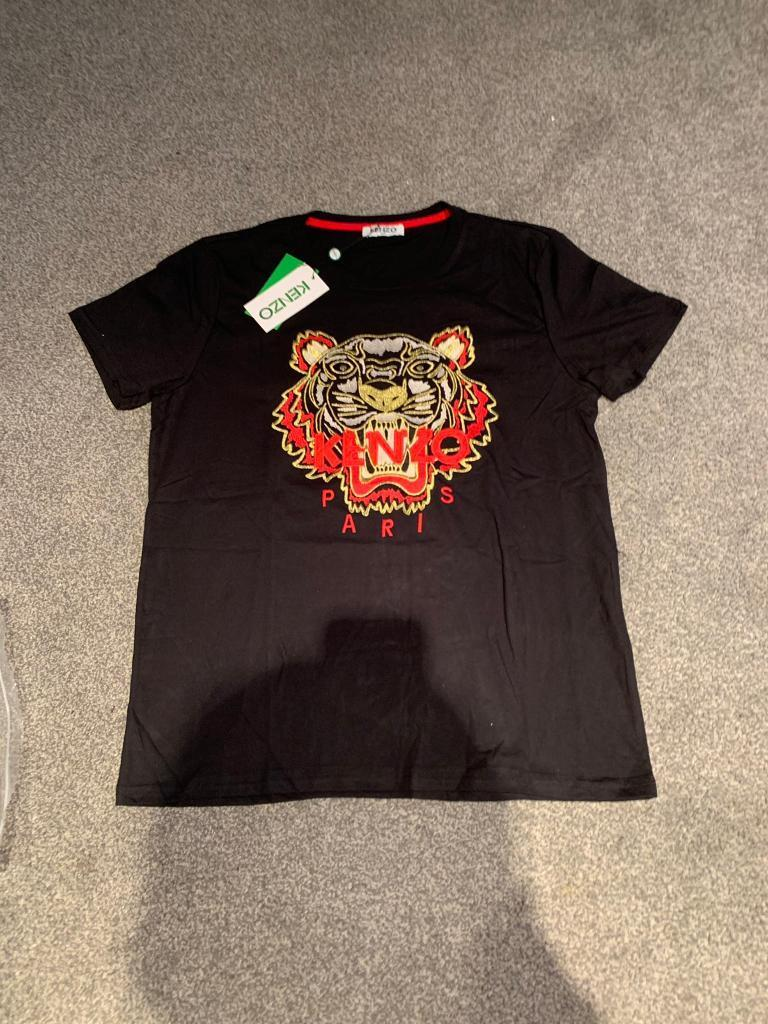 c17008f98c3aef Kenzo T-shirt size large brand new with tags