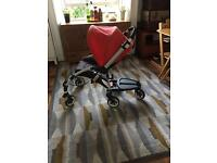 Bugaboo bee 3 Australian edition with buggy board