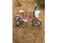 "Good quality Trek Girls Bike - 16"" wheels"