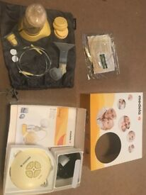 Medela Swing Electric Breast Pump w/Calma Teat