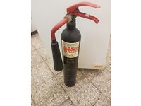 5kg CO2 Fire Extinguisher - ideal for commercial / electrical environments