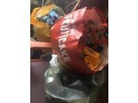 3 big bags of random toys