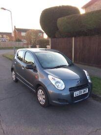Suzuki Alto - £20 Tax - Low Insurance - 55+ Mpg - MOT 27/06/18 - 2 Owners - 1 key - Part service his