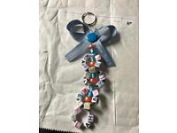 Personalized name keyrings