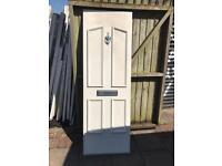 Used Upvc door panel