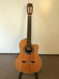 GUITAR- Harvey Benton HBCE50N Acoustic electric guitar