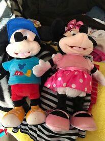 Micky and Minnie