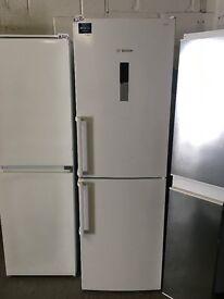 Bosch KGN34XW32G 305 Litre No Frost Fridge Freezer