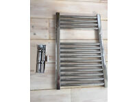 Towel Rail - chrome, heated (brand new)