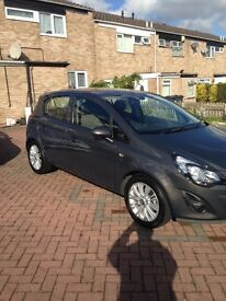 Vauxhall Corsa 1.2 16v SE all extras heated seats AC one owner 16200miles