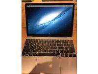 MacBook (Retina, 12-inch, Early 2015) - 256 GB model