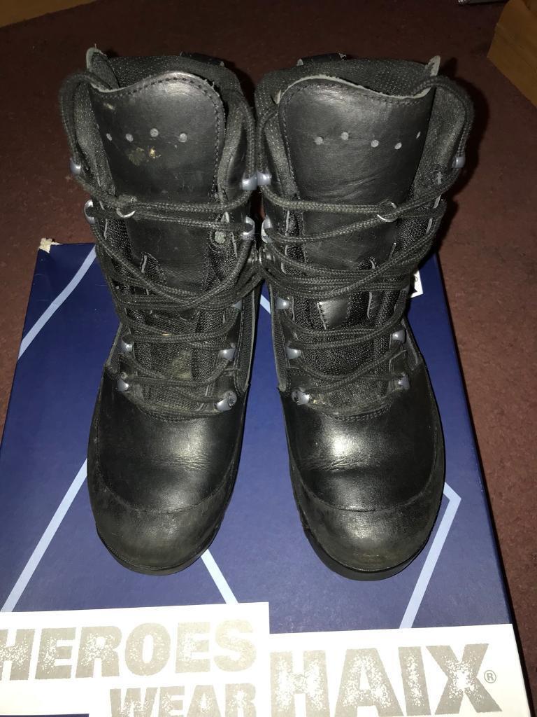 Men's Haix boots Size 7