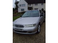 ROVER 414SI HATCH BACK