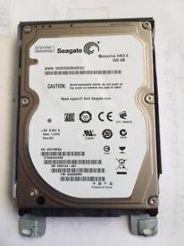 Seagate Hard Drive 500GB