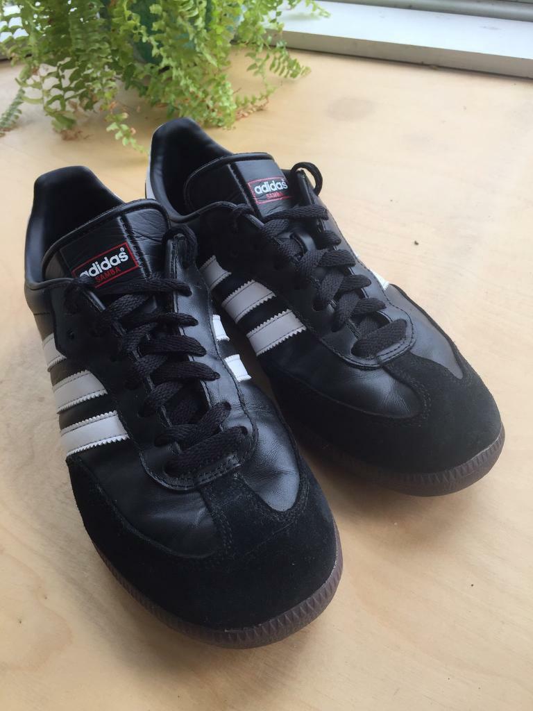 3970ecc9f Adidas Samba shoes size 7.5   in Broughton, Edinburgh   Gumtree