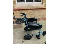 2 Wheelchairs and Riser, Recliner Armchair