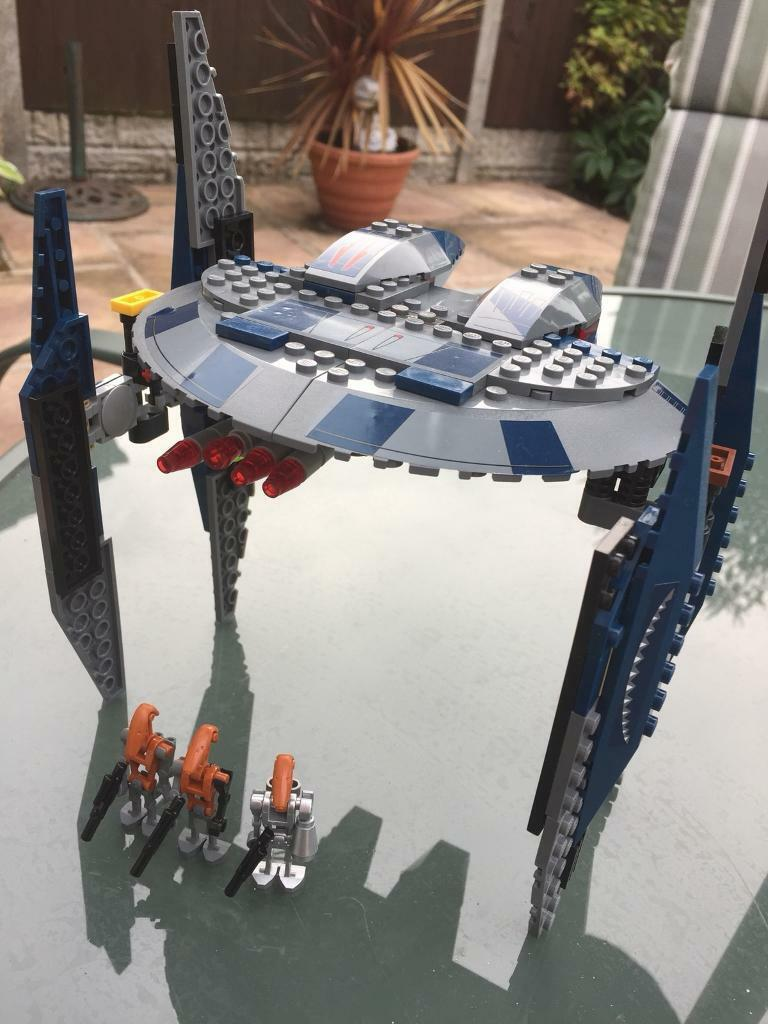 Lego Star Wars Hyena Droid Bomber 8016 In Coventry West