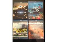 3D Blu-ray Collection