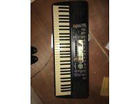 Yamaha keyboard, hardly used